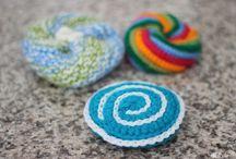 Tawashi crochet
