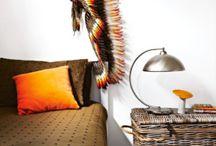 Spalne - Bedrooms / Príklady rôznych inšpiratívnych spální.