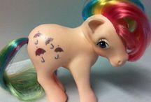 F&W Vintage My Little Pony MLP