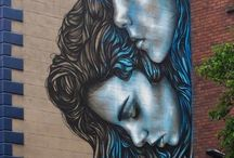 Graffiti/urban artists inspo for HQ