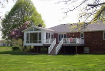 Outdoor Living / Decks and screened-in porches, remodeling, building