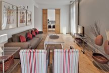 Our apartments in Barcelona / Selected apartments in central #Barcelona - Have a look at it !  #HomeandDream#Travel