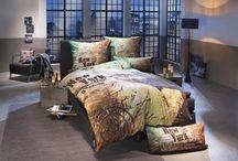 Bettwäsche / Tolle Bettwäsche in verschiedenen Designs und Qualitäten.
