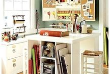 Craftroom / James told me that he will build me a craftroom. I can't wait! / by Jesika Joyce
