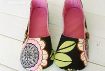Sewing - shoes