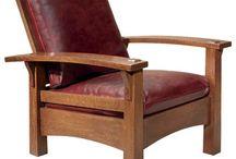 Morris Chair Ideas / Ideas for furniture assignment
