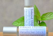Island Thyme Products / Natural Skin Care - Artisan Soaps - Remedies - Aromatics