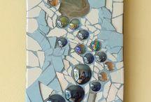 Ideas: Glass Mosaics