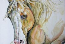 Horses  / by Rosepapa Creative