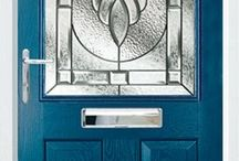 The Stafford Range / The Stafford is the second of our designs that feature an arch, in this case a large central one.