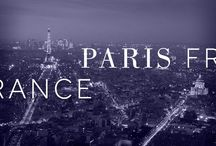 Destination: Paris / The city of light has never looked so good. / by Marriott Hotels