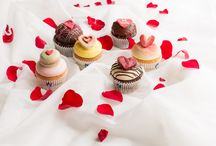 Valentine's Day Cupcakes 2015 / Made with love for everyone on Valentine's Day...