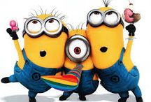 MINIONS / Everybody loves the minions!!!!!