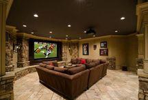 Media/Entertainment Rooms