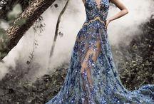 Великолепные платья