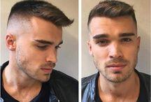 haircut for man