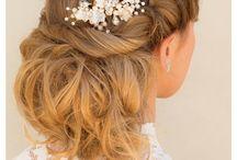 Spring 2016 Bridal Hair Accessories by Hair Comes the Bride / Spring 2016 collection of bridal hair accessories including bridal hair combs, bridal headbands, bridal hair vines, bridal hair vines and bridal hair flowers.