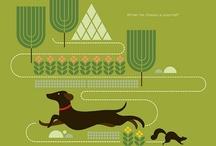 illustrations / by Tatiana Kitaeva