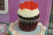 Dulces y cup cakes
