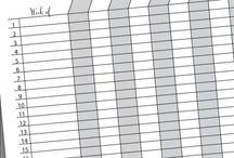 Planner Organization Ideas