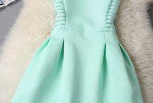 pasta de vestido