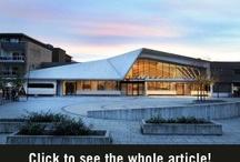 Biblioteche / Strutture architettoniche e complementi d'arredo