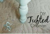 tufted