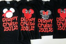 All About Mickey and Minnie / Disney Cruise Ideas / by Nichol Hill