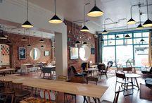 ► Spots of London ▼ / Cools spots & restaurants of London / by sooxie /