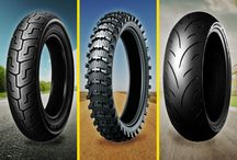 Dunlop Motorcyle Range / The all-new, high performance, Motorcycle range.
