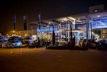 Catering zorganizowany przez ANMARK Akademia Sztuki Kulinarnej / Pamiętacie przyjęcie promujące nową klasę Mercedesa??? Przypominamy tą wspaniałą imprezę w obiektywie...
