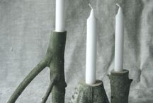 candle sticks / candle sticks