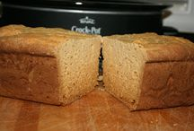 Crockpot GF bread