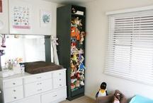 Boys Room Ideas / by Shawna Snell