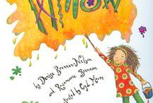 Art Books / Art books, books for the art classroom, art room books, art lessons based on literature