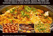 Rangoli Theme Buffet