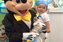 A Gorgeous Baby Mickey Mouse Cake... TNT Bakery...