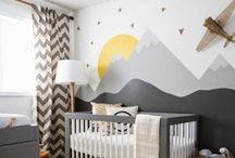 Chambre bébé / enfant