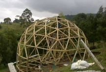 geodesic dome in Colombia