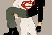 Superman X Superboy