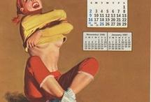 Ernest Chiriaka 1956 Calendar