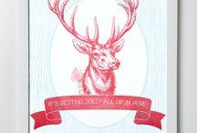 christmas printables / by Leslie Sowash