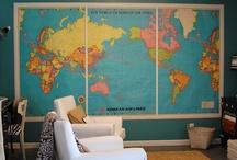 I <3 Maps / Carly <3 Cartography