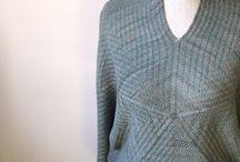 My Designs / knitting patterns from himawari knits designs