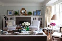 Living Room / by Hi!
