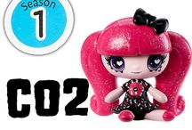 Monster High Minis Season 1 Wave 3
