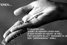 # Helpende gedachten / by Annemarie van der Vooren