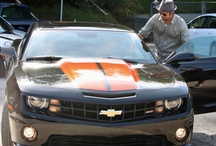 Celebrities and Chevy's