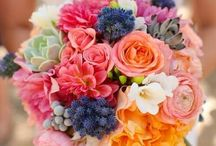*Flower Power / Bouquets-Arrangements / by Holly A. Toole