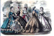 Mode et décors du  XIXe siècle